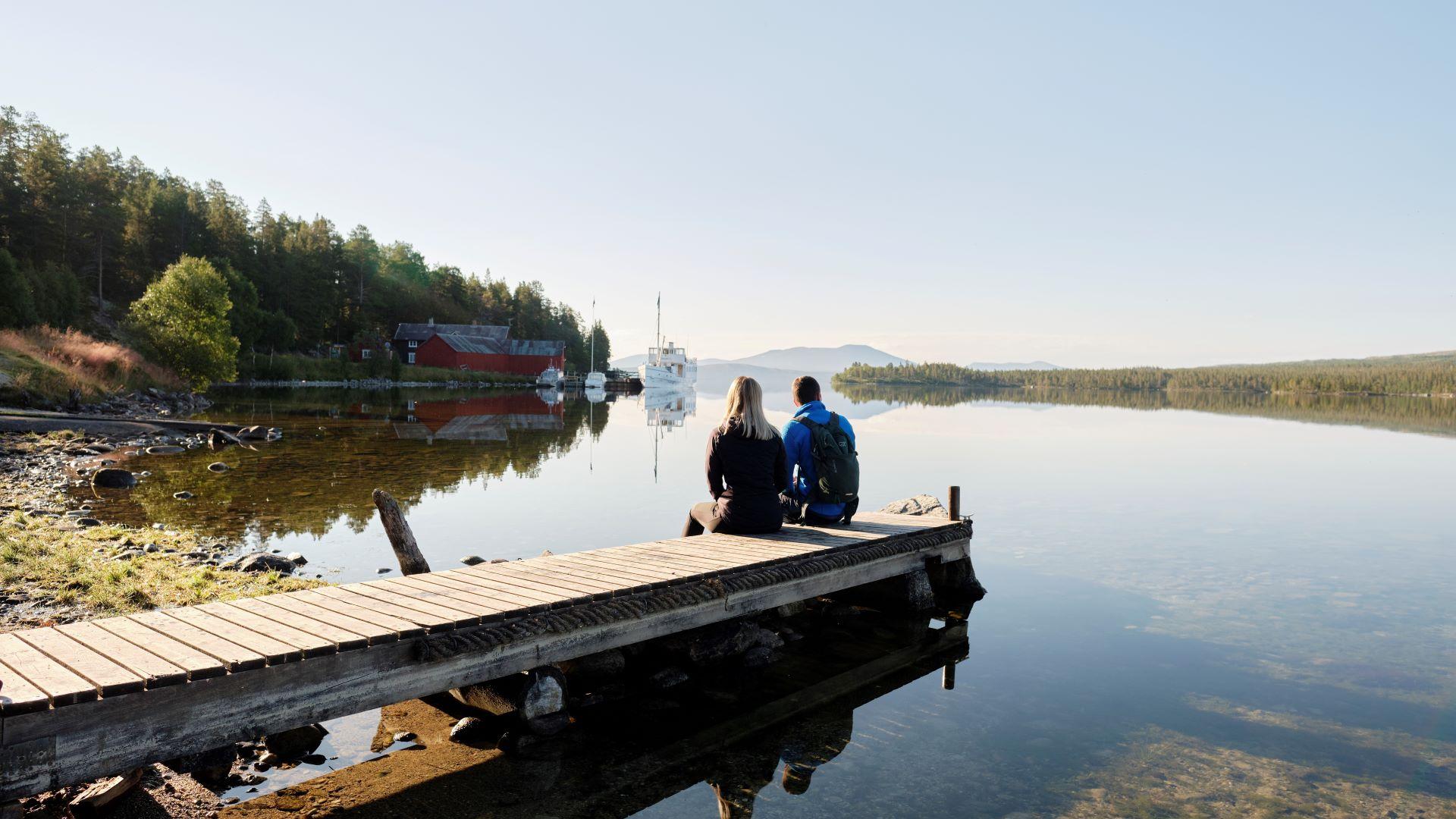 Synnervika. Foto: Tom Gustavsen
